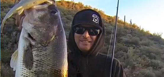 Jason Thompson AZ Fishing Guide